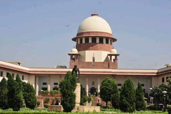 Supreme court finds fault with upa government