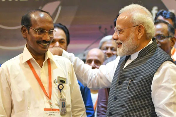Chandrayaan 2 mission very close to 100 success says isro chief k sivan