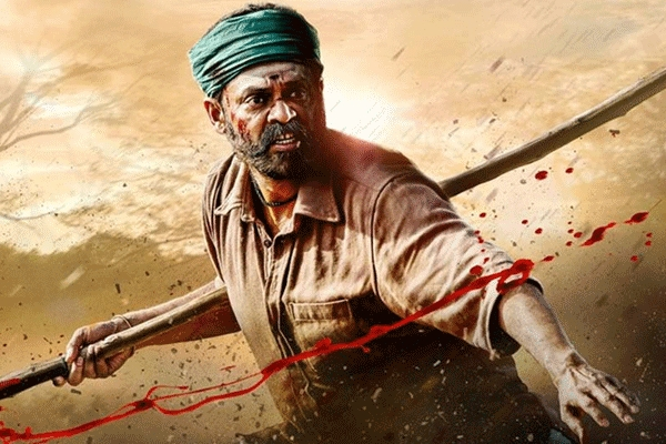Crucial action sequences of naarappa will be an added advantage
