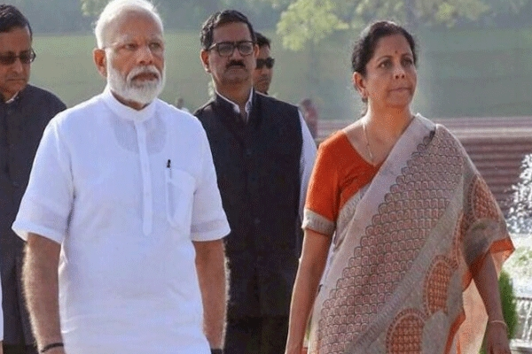Nirmala sitharaman first full time woman finance minister is no stranger to gst