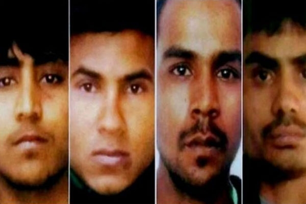 Tihar jail authorities ask nirbhaya convicts about their last wish