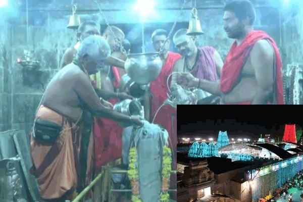 Devotees across the country throng temples to offer prayers on maha shivratri