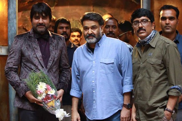 Mohanlal special Srikanth